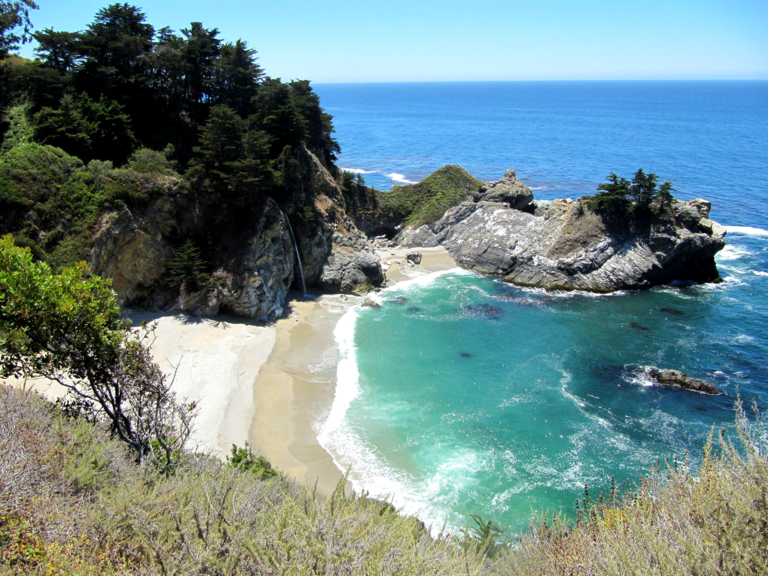 Highway 1 in Californië
