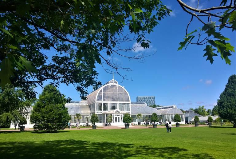 Botanische tuin, Goteborg