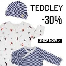 Teddley -30%