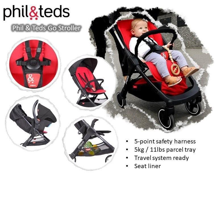 Phil & Teds Go