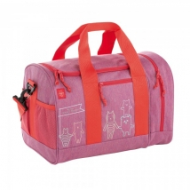 Lassig mini sportsbag About Friends - About Friends melange pink