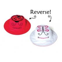 FlapjackKids  καπέλο - Ladybug/Butterfly