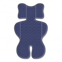 Greco Strom ένθετο καροτσιού - Blue 3D Air Mesh