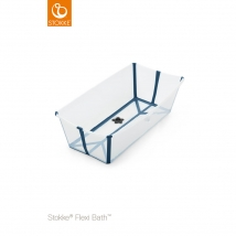 Stokke® Flexi Bath® μπανάκι X-Large - Διάφανο μπλε
