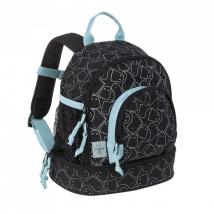 Lassig mini backpack τσάντα πλάτης Spooky - Black 1203001015
