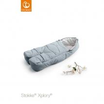 Stokke ποδόσακος Balance Limited Edition - Blue