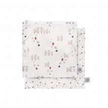 Lassig θήκη για σνακ 2τμχ. - Tiny Farmer dots/sheep 1210043841