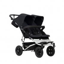 Mountain buggy® Duet παιδικό καρότσι για δύο παιδιά - Black Duet-v3-5