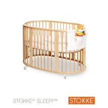 Stokke Sleepi βρεφικό κρεβάτι - Natural