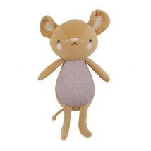 Sebra μαλακό παιχνίδι από βελούδο - Buttercap the mouse 300120021