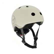 Scoot & Ride παιδικό κράνος S-M - 96360 ash
