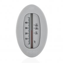 Reer θερμόμετρο μπάνιου οβάλ - 24112 grey