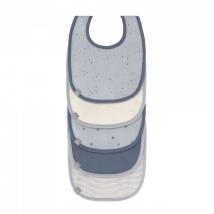 Lassig σαλιάρες σετ 5 τμχ - More Magic Seal 1311002466