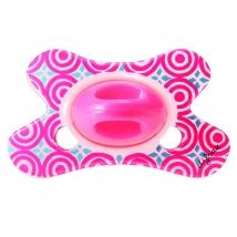 Difrax πιπίλα dental 0-6 - Pink