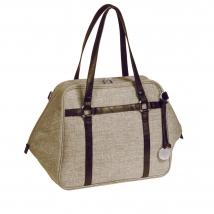 Lassig Urban τσάντα αλλαγής Green Label - Choco melange
