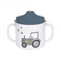 Lassig ποτηράκι με διπλό χερούλι - Adventure Tractor 1310007496