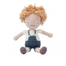 Sebra crochet κούκλα - Birk 3002102