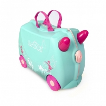 Trunki  παιδική βαλίτσα ταξιδιού - Flora the fairy 0324