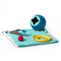 Quut σετ παιχνιδιού σε τσάντα παραλίας - Ballo QU170983