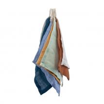 Sebra πανάκια για το πλύσιμο από μουσελίνα 7τμχ - 101130005 multi