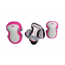 Globber προστατευτικό σετ - Pink