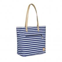 Lassig Tote striped τσάντα αλλαγής - LTOB10376 navy