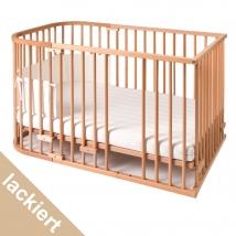 babybay® σετ μετατροπής σε  κούνια - Φυσικό