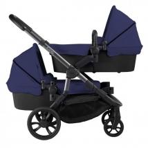 iCandy Orange παιδικό καρότσι διδύμων - Indigo blue IC2005