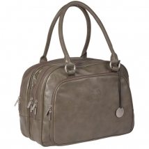 Lassig Multizip τσάντα αλλαγής - mud