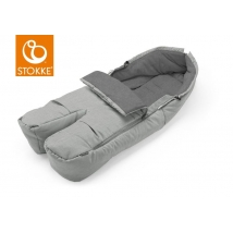 Stokke® ποδόσακος - Grey Melange