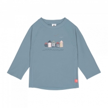 Lassig UV μακρυμάνικο μπλουζάκι θαλάσσης - Beachhouse blue 1431021484