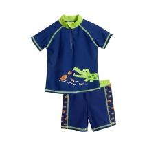Playshoes μαγιό set UPF50+ boy - Crocodile 461162