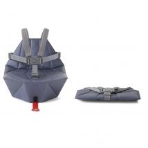 Bombol Pop-Up Booster φορητό κάθισμα φαγητού - Denim blue