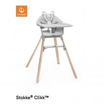 Stokke® Clikk™ κάθισμα φαγητού - Cloud grey