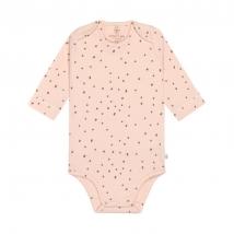Laessig βαμβακερό φορμάκι - Dots powder pink 1531010772