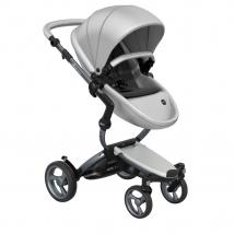 Mima Xari παιδικό καρότσι πλήρες Argento - w/Graphite Grey Chassis