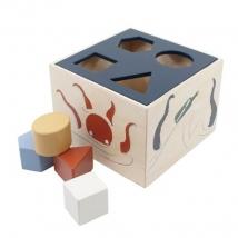 Sebra κουτί με κύβους - Seven seas 301510008