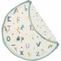 Play & Go στρώμα παιχνιδιού και τσάντα 2 σε 1 - Animal alphabet PG301114