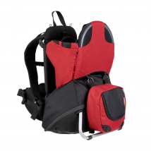 Phil&Teds Parade baby carrier - chilli/black