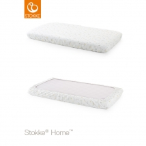 Stokke Home κατωσέντονο - Soft Rabbit 2pcs