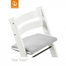 Stokke® Tripp Trapp Junior μαξιλάρι - Slate Twill