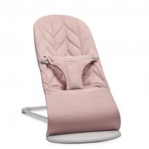 BabyBjörn ριλάξ Bliss, Petals - 006122 Dusty Pink cotton