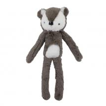 Sebra plush μαλακό παιχνίδι - Bear brown 3001316