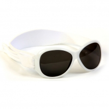 Baby Banz Retro γυαλιά ηλίου - Oval white