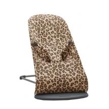 BabyBjörn ρηλάξ Bliss - Leopard beige cotton 006075