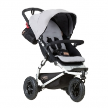 Mountain buggy® Swift παιδικό καρότσι - Silver