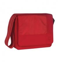 Lassig Messenger τσάντα αλλαγής - Red flaming 1111121