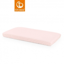 Stokke Home κατωσέντονο - Pink Bee (Organic Cotton) 2pcs