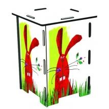Werkhaus παιδικό σκαμπώ, μεγάλο - Rabbit