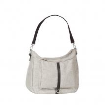 Lassig Shoulder bag τσάντα αλλαγής Green Label - Choco Melange
